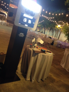 photo booth weddings serale
